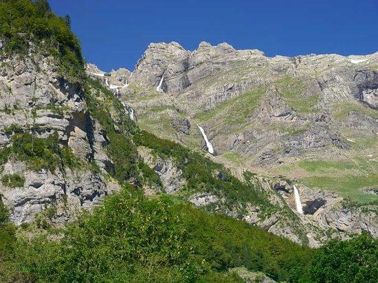 Valle de Pineta; 3 Marias