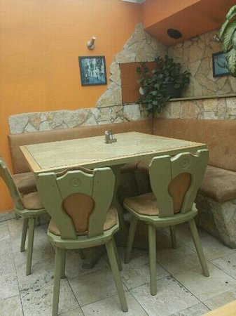 Korona Panzio: ristorante