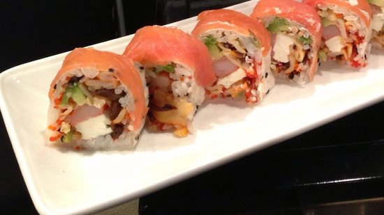 Kamiko Sushi Bar: Atlántic Roll