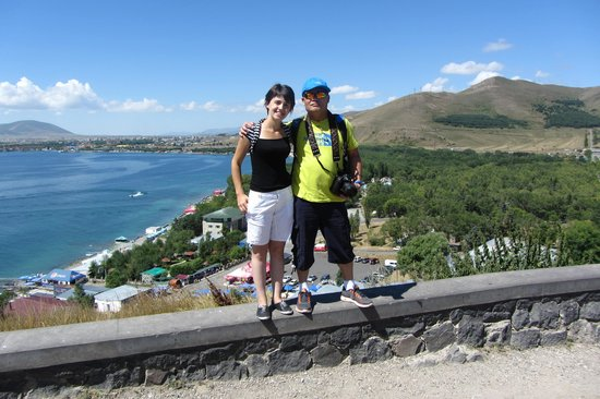 Envoy Hostel and Tours: Lake Sevan