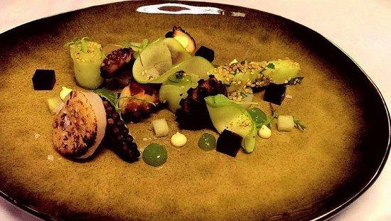 Yunico Japanese Fine Dining: Vorspeise!
