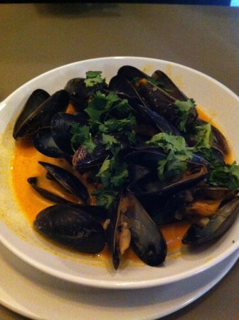 Stone Tap: Mussels