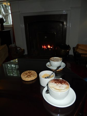 Kintail Lodge: The Sitting Room