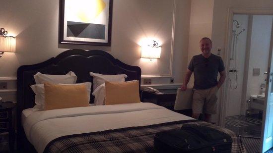 Hotel Keppler: Executive King room