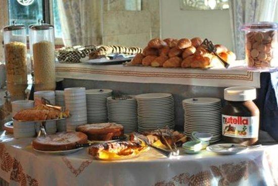 Hotel San Francisco Spiaggia: buffet a colazione
