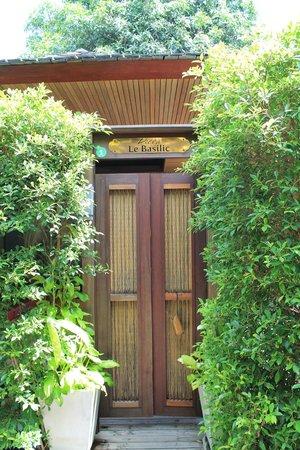 Tango Luxe Beach Villa: le basilic