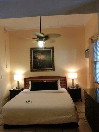 Wicker Guesthouse: Zimmer - Schlafbereich