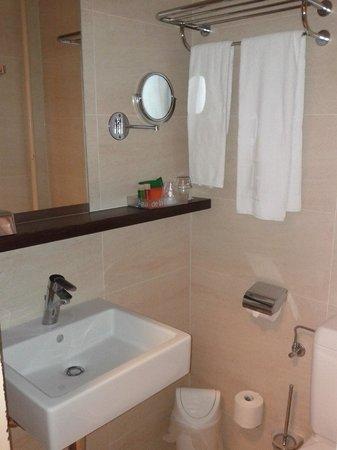 NH Fribourg : Bathroom
