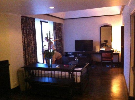 Centara Grand Beach Resort Samui: chambre one bedroom suite