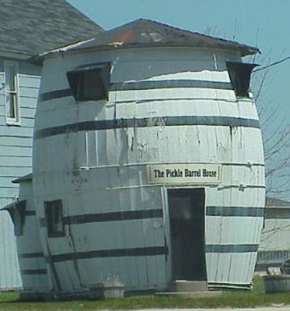 Grand Marais, MI : Pickle Barrel House Today - From their website