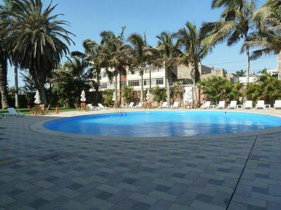 Casa Andina Select Chiclayo: Le coin piscine