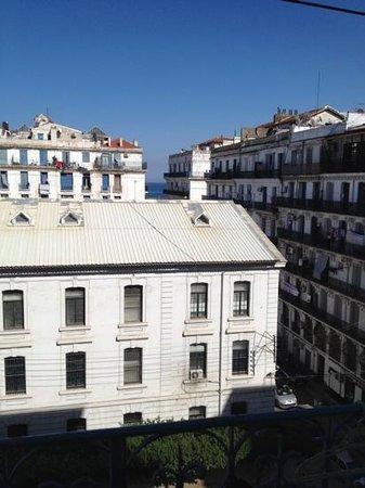 Grand Hotel Regina: vue