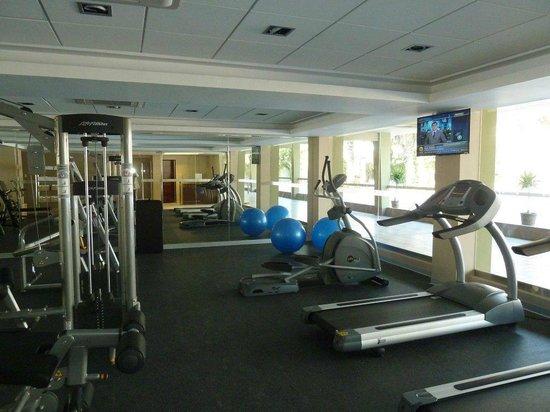 Casa Andina Select Chiclayo: La salle fitness