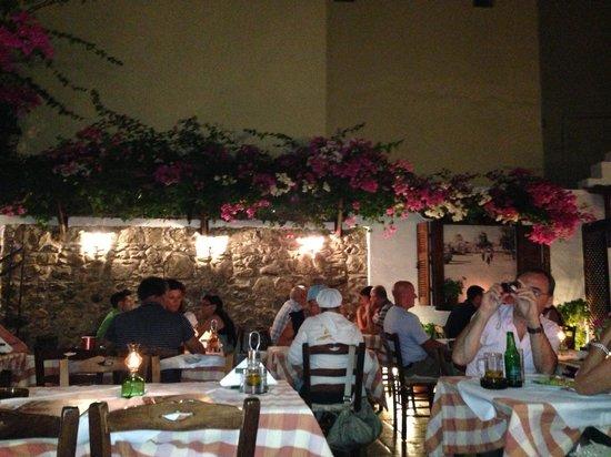 Avli Restaurant : Piccola veduta di Avli...