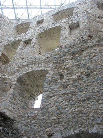 Livinallongo del Col di Lana, Italia: Spaccato interno