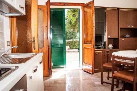 Villa Zara : Ingresso indipendente Appartamento Montaperti