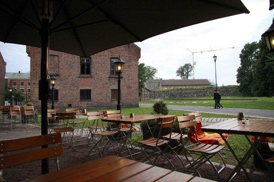 Cafe Skansen : Exterior 1