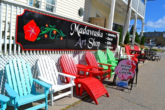 Maynooth, Canada: Madawaska Art Shop