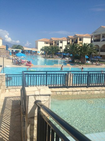 Alykanas Village Hotel: 2 of the pools