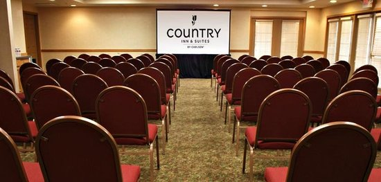 Country Inn & Suites By Carlson, Mesa : Meeting Room
