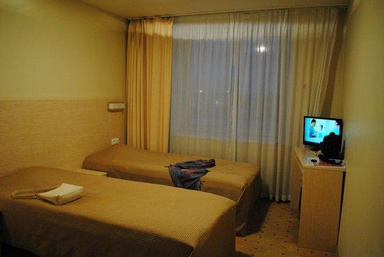 Park Hotel Latgola: Номер
