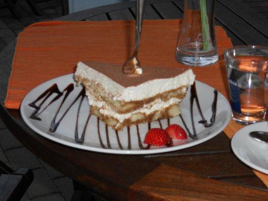 "de Cuba : десерт""тирамису"""