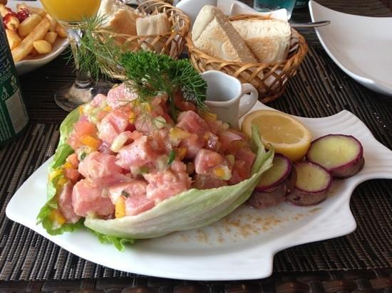 good food fix menu - Review of Restaurant Kuki Varua, Easter Island, Chile  - Tripadvisor