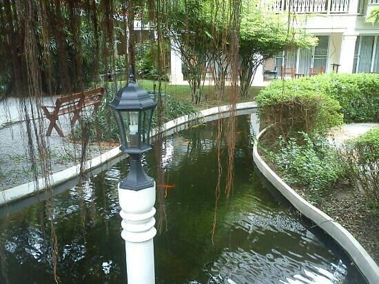 Wora Bura Hua Hin Resort & Spa: Wora Bura Resort & Spa,  august 2013.