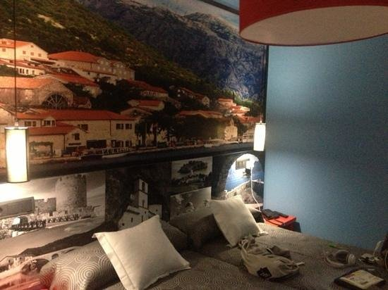 JC Rooms Santo Domingo Hotel: Serbia y Montenegro