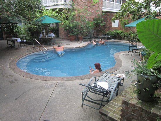 Place d'Armes Hotel: Pool