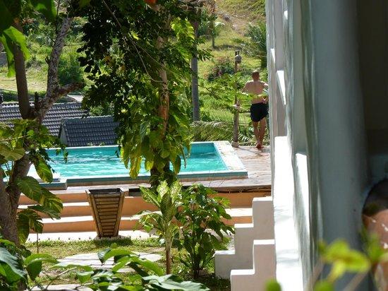 Koh Tao Toscana: piscine