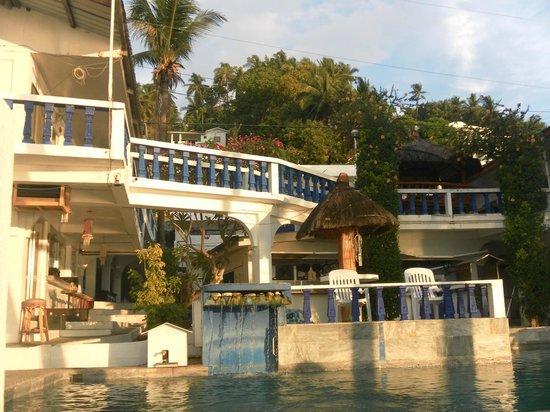 Sabang : Отель прямо у воды