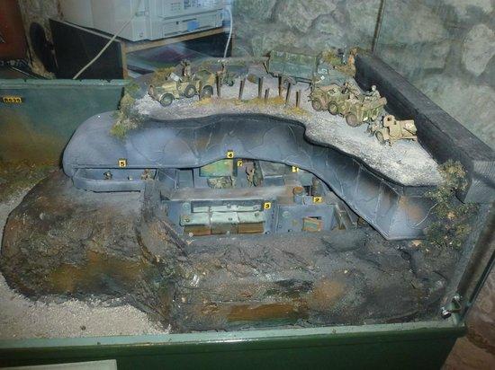 Memorial 39-45 : Estructura Bunker Visitable