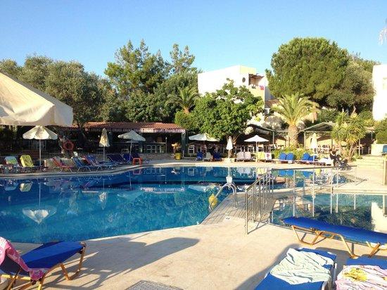 Sirios Village Hotel & Bungalows: Nice pool