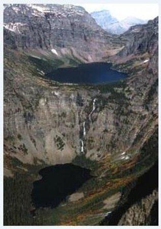 West Glacier, MT : GNP Heli 34