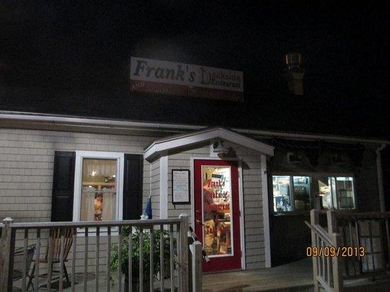 Frank's Dockside: Franks Place