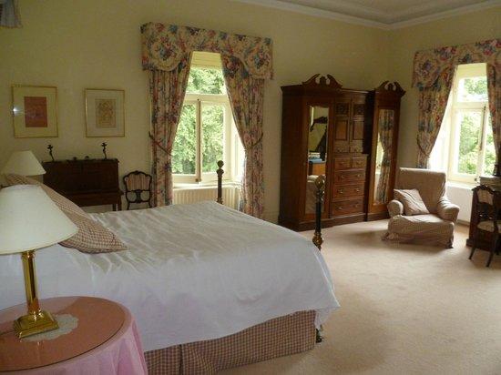 Mornington House: Our room