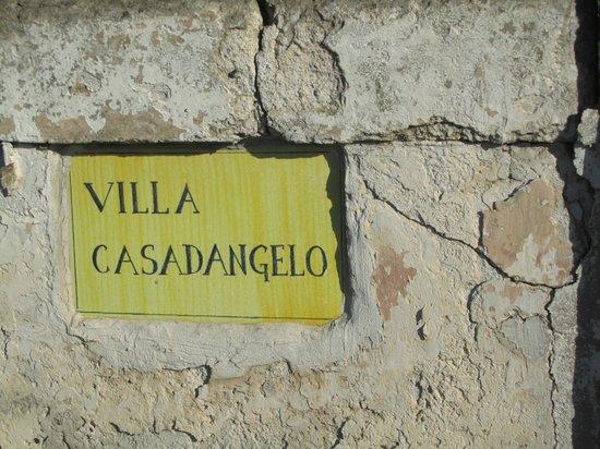 Villa Casadangelo : c'est ici
