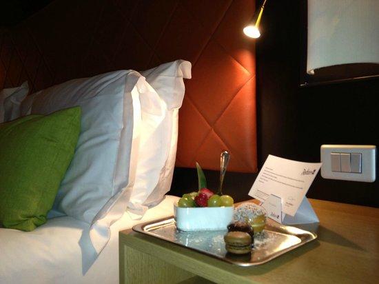 Radisson Blu Hotel, Toulouse Airport: Une attention particulière du Manager pour mon arrivée