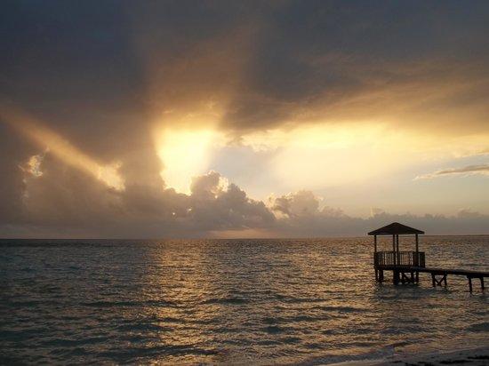 Gran Caribe Club Villa Cojimar: another sunrise