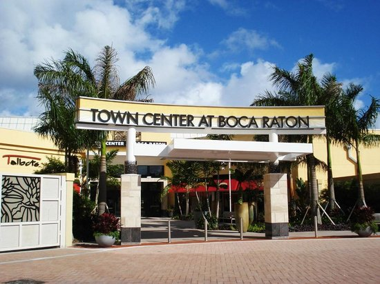 Welcome to the Town Center at Boca Raton in Boca Raton, Florida!