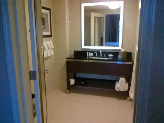 Residence Inn Boston Logan Airport/Chelsea: bathroom