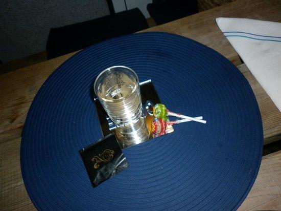 Blue Jardim - Cafe e Restaurante: desde o after eight com o café, até aos chupas com a conta...