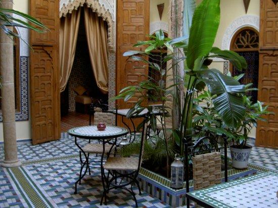Dar Zouhour : Het hotel