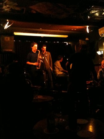Jazz Cafe Alto: jazz music