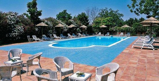 Hotel Certosa Di San Giacomo: La piscina