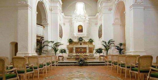 Hotel Certosa Di San Giacomo: La Chiesa