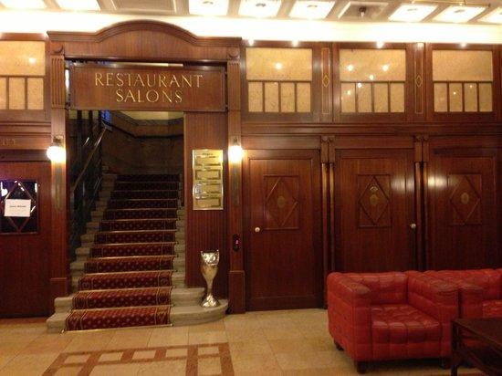Austria Trend Hotel Astoria Wien: ロビー