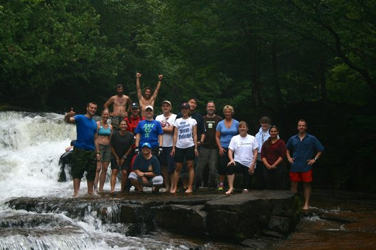 Northern Edge Algonquin: Group photo!