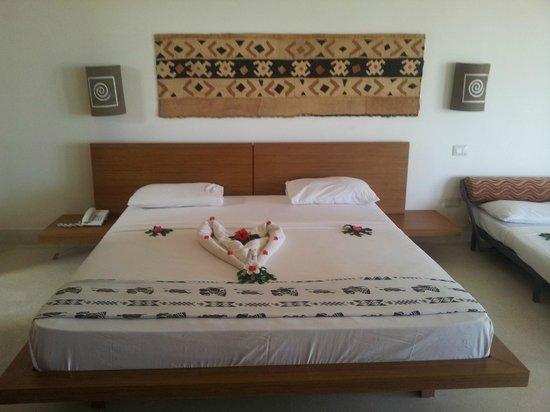 Ora Resort Watamu Bay: La mia camera.